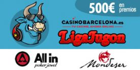 Liga Jug�n Casinobarcelona.es 2014