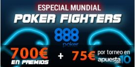 Liga Poker Figthers 2014 by 888poker.es