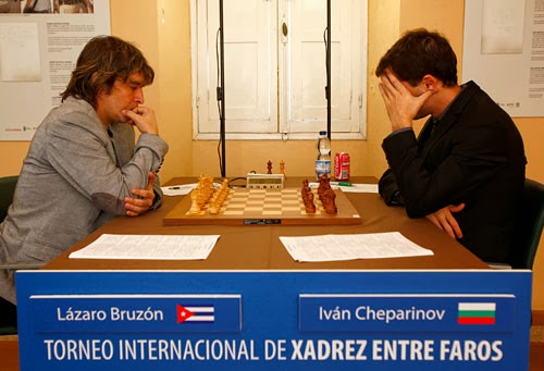 Bruzón Batista,Lazaro (2685) - Cheparinov,Ivan (2672) [B51]