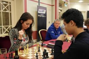 Liv Boeree ajedrez