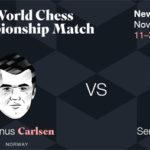 Magnus Carlsen retiene el título mundial tras vencer 3-1 a Karjakin en las rápidas