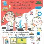 Campamento de ajedrez de verano y torneo sub-1600 en Mondariz