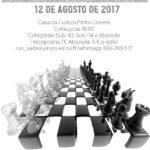 "V Torneo de xadrez ""SAN enROQUE "" de Sada"