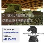 II Torneo Concello Cabana de Bergantiños - IX proba do II Circuito Intercomarcal