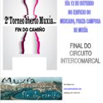 II Torneo Concello de Muxía - clausura do II Circuito Intercomarcal