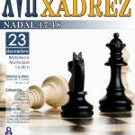 XVII Torneo de xadrez de Nadal en Carral