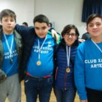 Final de la fase Local torneo Xogade A Laracha