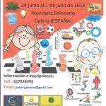 Campamento de verano y torneo sub-2200