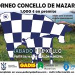 III Torneo Concello de Mazaricos- II proba do III Circuíto Intercomarcal de xadrez
