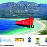 III Torneo Concello de Carnota - 7ª proba do III Circuito Intercomarcal de xadrez rápido