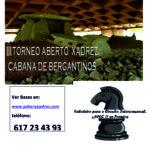 III Aberto de xadrez Concello de Cabana de Bergantiños - X proba do III Circuíto Intercomarcal