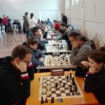 Final del I Torneo Chess and Cheese con victoria del MF Dan Cruz