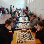 Final del I Torneo Chess and Cheese con victoria del MF Dan Cruz