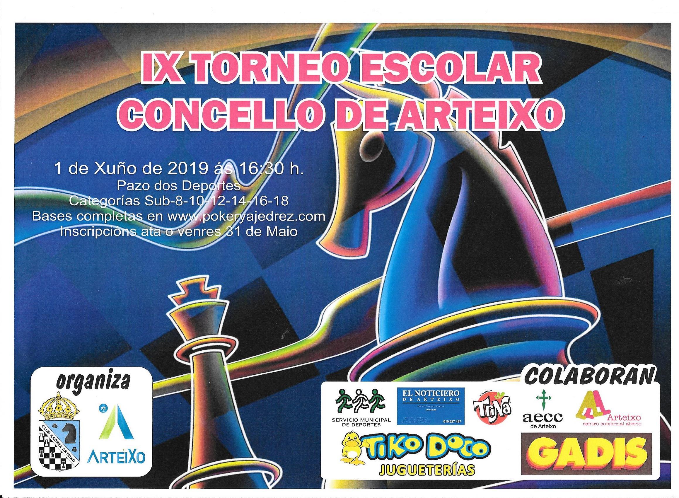 IX Torneo Escolar Concello de Arteixo