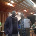 Final del IV Torneo Fundación Calvo - II Día das Letras Galegas Espazo Xove Carballo