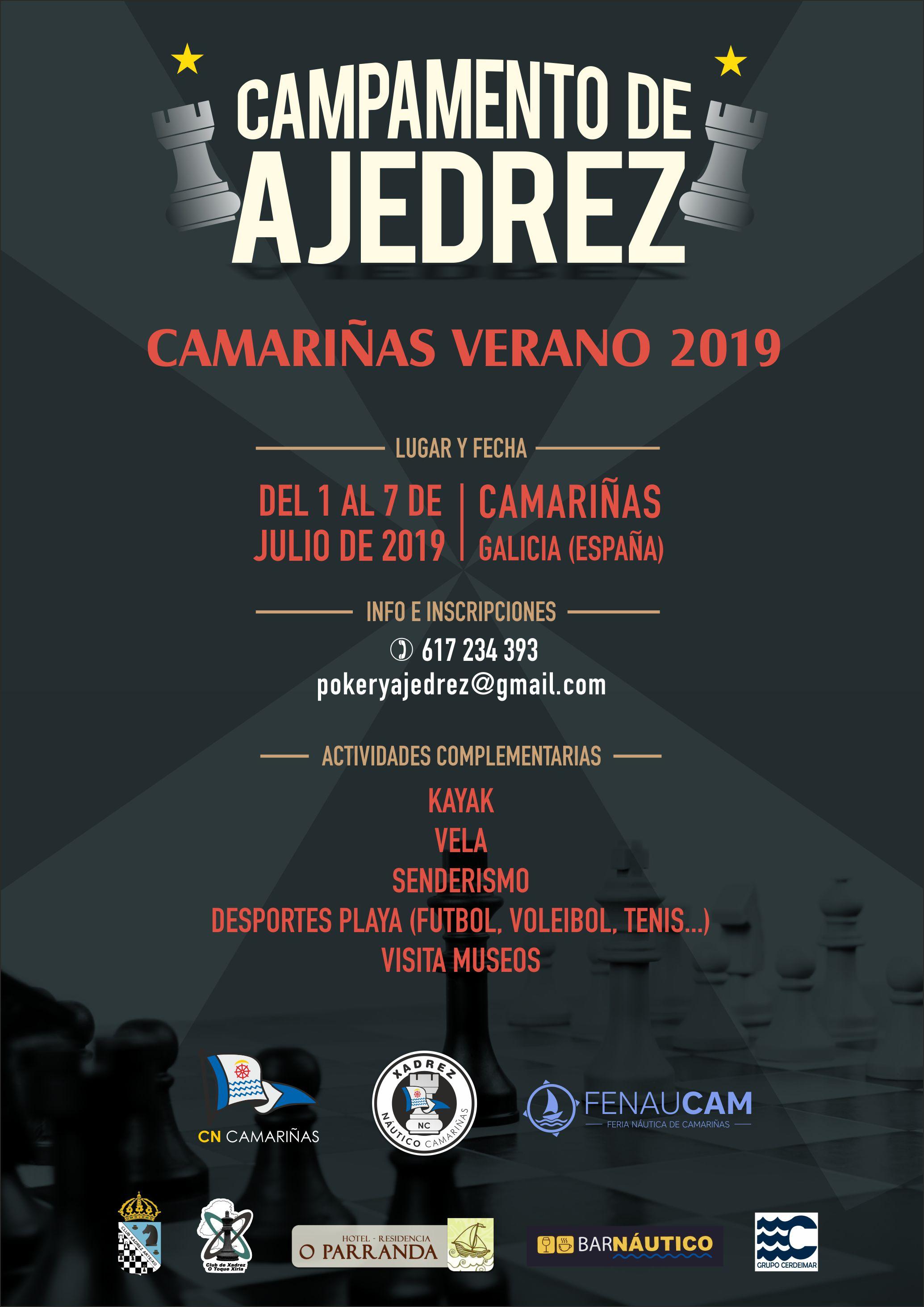 Campamento Verano Camariñas 2019