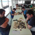 Final del I Torneo sub-2200 Ría de Camariñas
