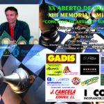 "XIII Memorial Argimiro Penide Cedeira ""Miro"""