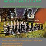 Campamento urbano de ajedrez