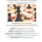 I Torneo Xaque Mate Eduardo Pondal en Ponteceso